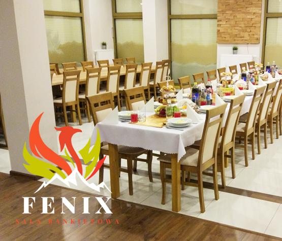 Sala Bankietowa FENIX w Limanowej